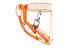 Petzl Altitude - Arnés de escalada - naranja/blanco